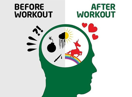 How exercise improves mental health