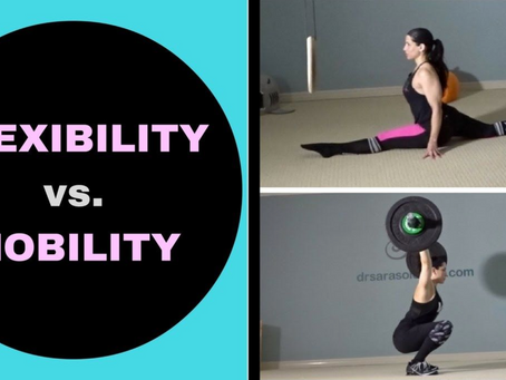 Flexibility Vs Mobility