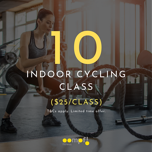 10 Indoor Cycling Classes