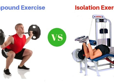 Compound Exercises AndIsolation Exercises: When Should I Do What?