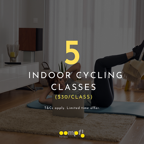 5 Indoor Cycling Classes