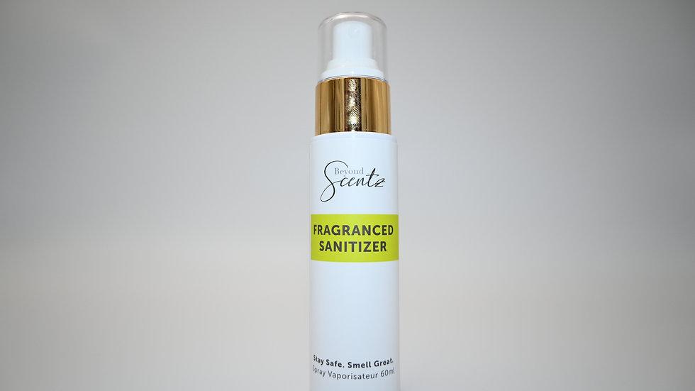 Fragranced Sanitizer 60ml