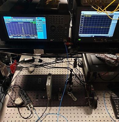 Photodetector Characterization Unit Full