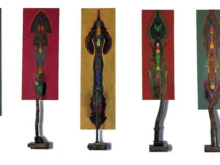1996 - 1997 installation arts 開始裝置作品的嘗試