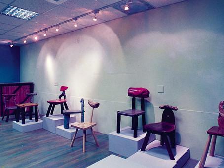 1998 「木本物質」漂流木創作藝術空間