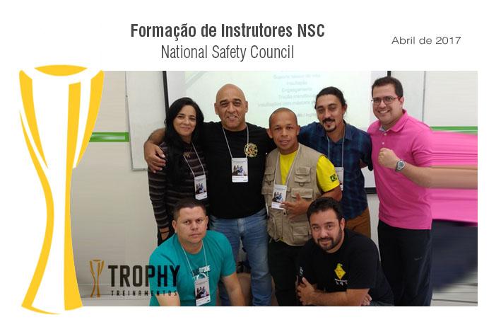 Formação de Instrutor NSC