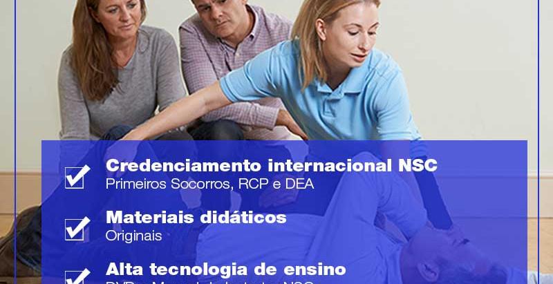 Bahia 2017 - Formação de Instrutor NSC