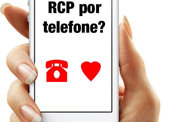 RCP por telecomunicação