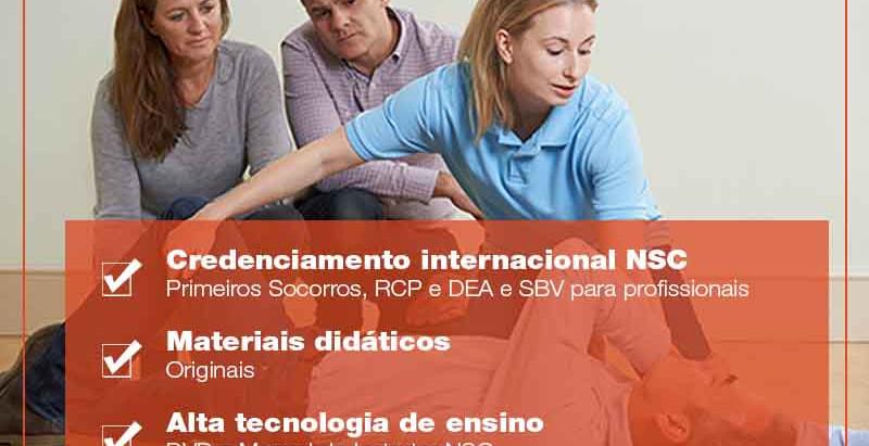 Instrutor NSC - Rio de Janeiro