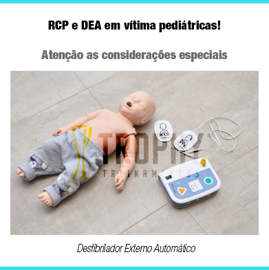 Vítimas pediátricas