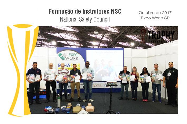 Formação de Instrutor NSC - ExpoWork