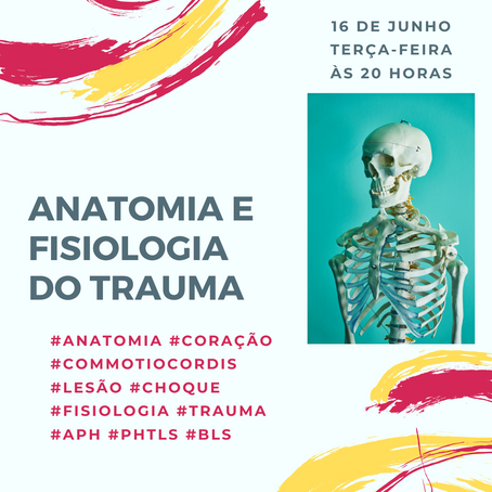 Anatomia e Fisiologia do Trauma