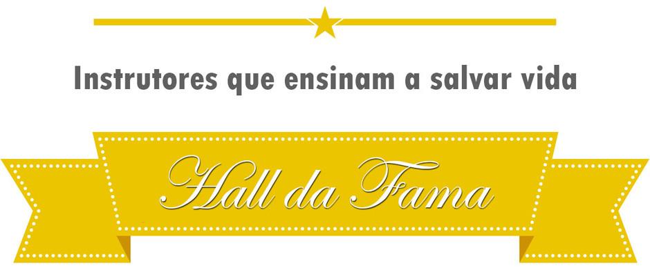 Hall da Fama - Instrutores NSC
