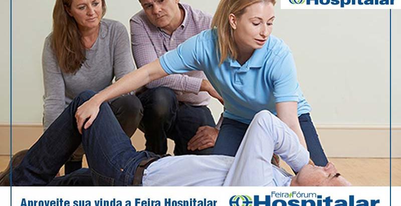 Formação de Instrutor NSC - FEIRA HOSPITALAR 2017