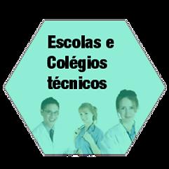 Escolas e colégios técnicos