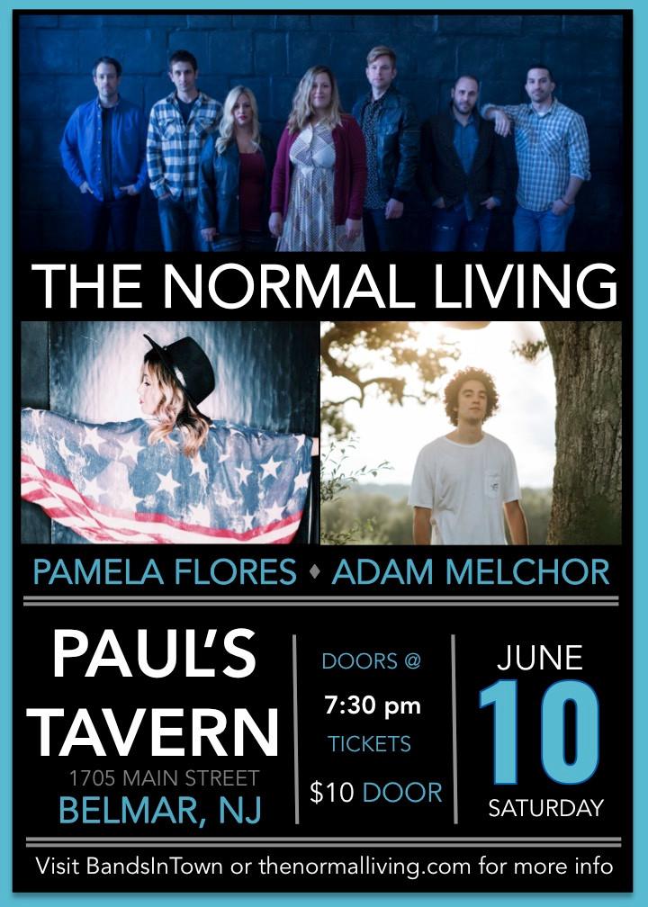 June 10 Show at Paul's Tavern