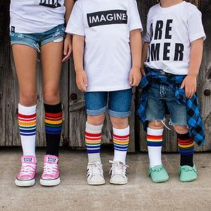 pride socks love is love equality