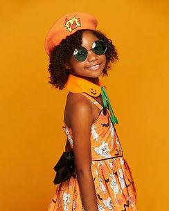 children model fashion magazine blm black lives matter