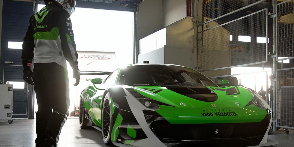4FUN GT3 Le Mans - Academia di Piloti SVV