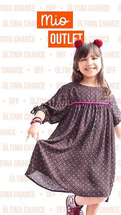 Vestido Evelyn Pontinhos