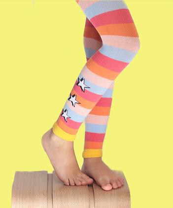 Meia calça tipo Legging Estrelas 70
