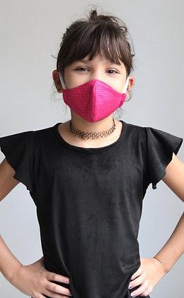 Máscara pink poás