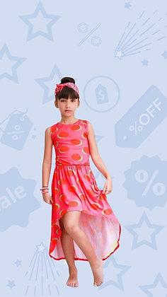 Vestido Olenka Círculos