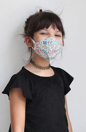 Máscara estampa mandala