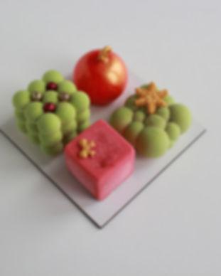 Десерты муссовые