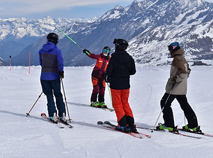 Private guide Zermatt Matterhorn Evoluti