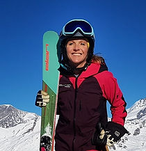 Sonnia Hoffken Evolution Ski School Zerm