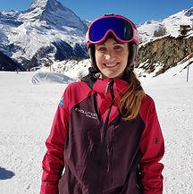 Gioia Cagnin Evolution Ski School Zermat
