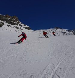 Learn to ski, private ski lessons, ski g
