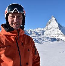 Fabrizio Pavan Evolution Ski School Zerm