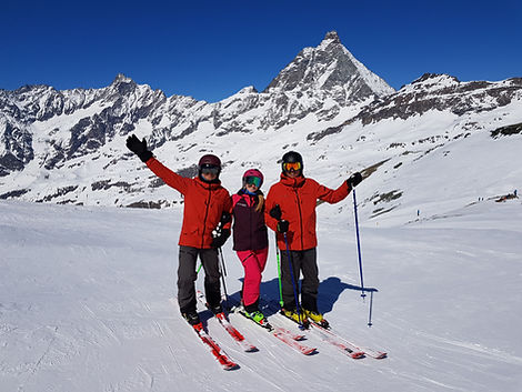 Evolution Ski School Zermatt Matterhorn