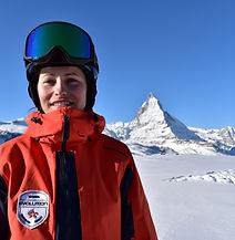 Vita Kence Evolution Ski School Zermatt