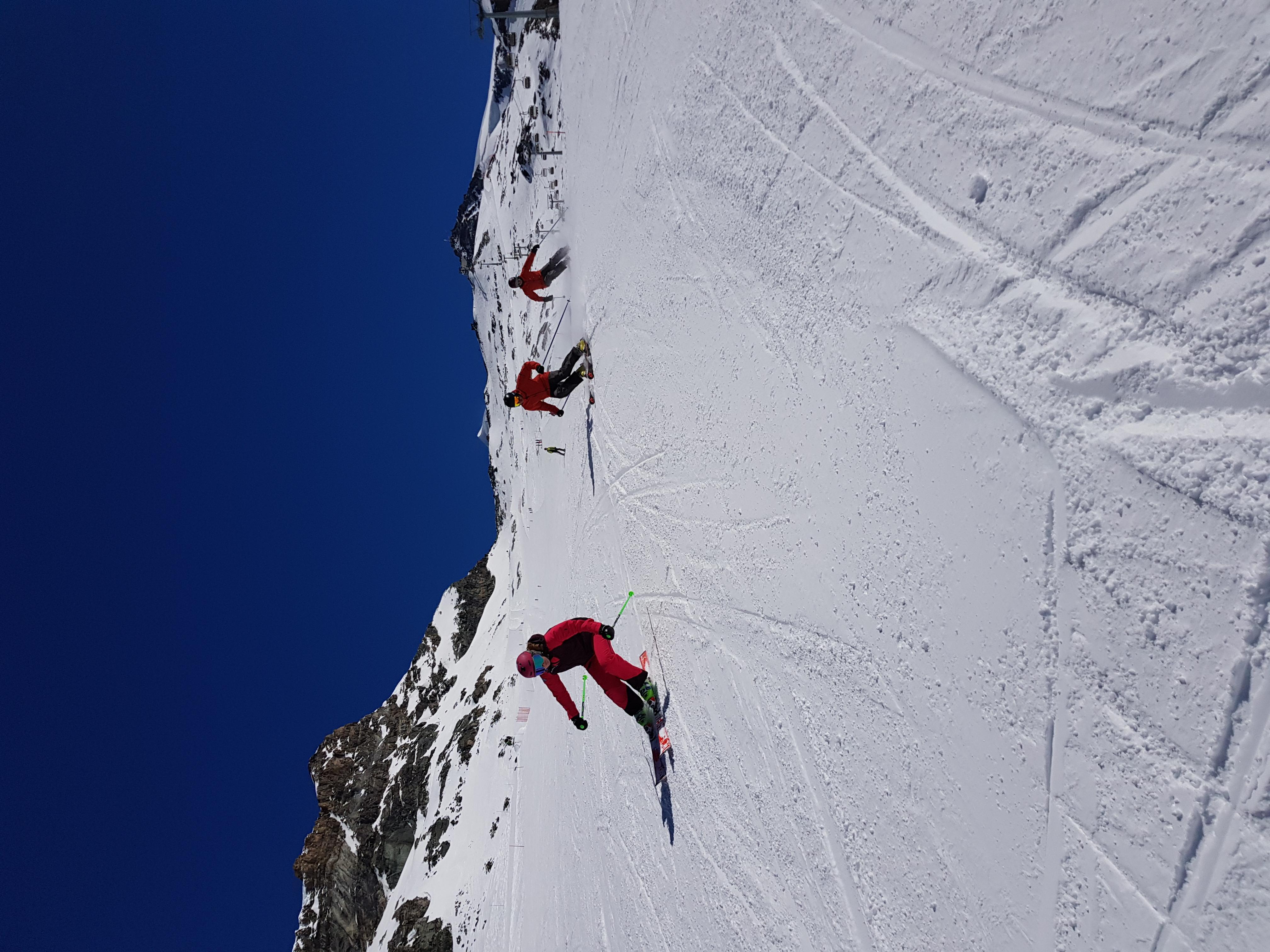 Evolution Ski School Zermatt- Matterhorn