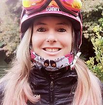 Hayley Curren Evolution Ski School Zerma