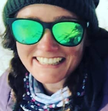 Cordy Orr-Ewing Evolution Ski School Zer