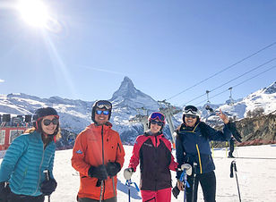 Evolution Ski School Matterhorn Zermatt