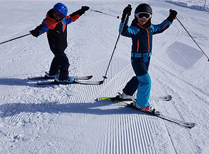 Evolution Ski School - Kids Group