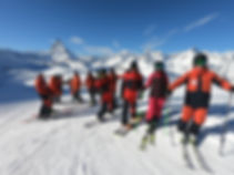 Evolution Ski School Zermatt-Ski Lessons