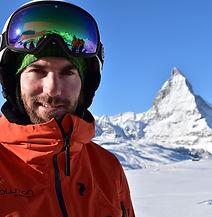 James Fielding Evolution Ski School Zerm