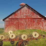 Barn and Implement