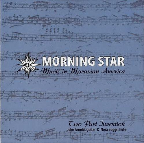 Morning Star: Music in Moravian America CD