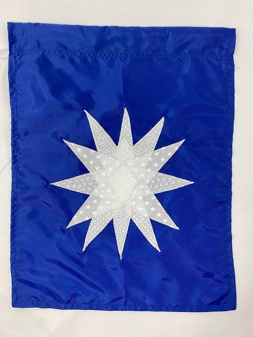 Star Flag by Nancy Sauder
