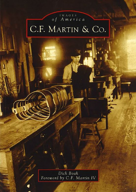 C. F. Martin & Co. Images Of America