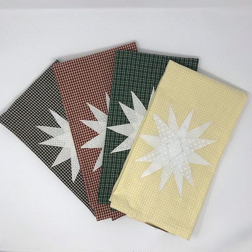 Star Towel by Nancy Sauder