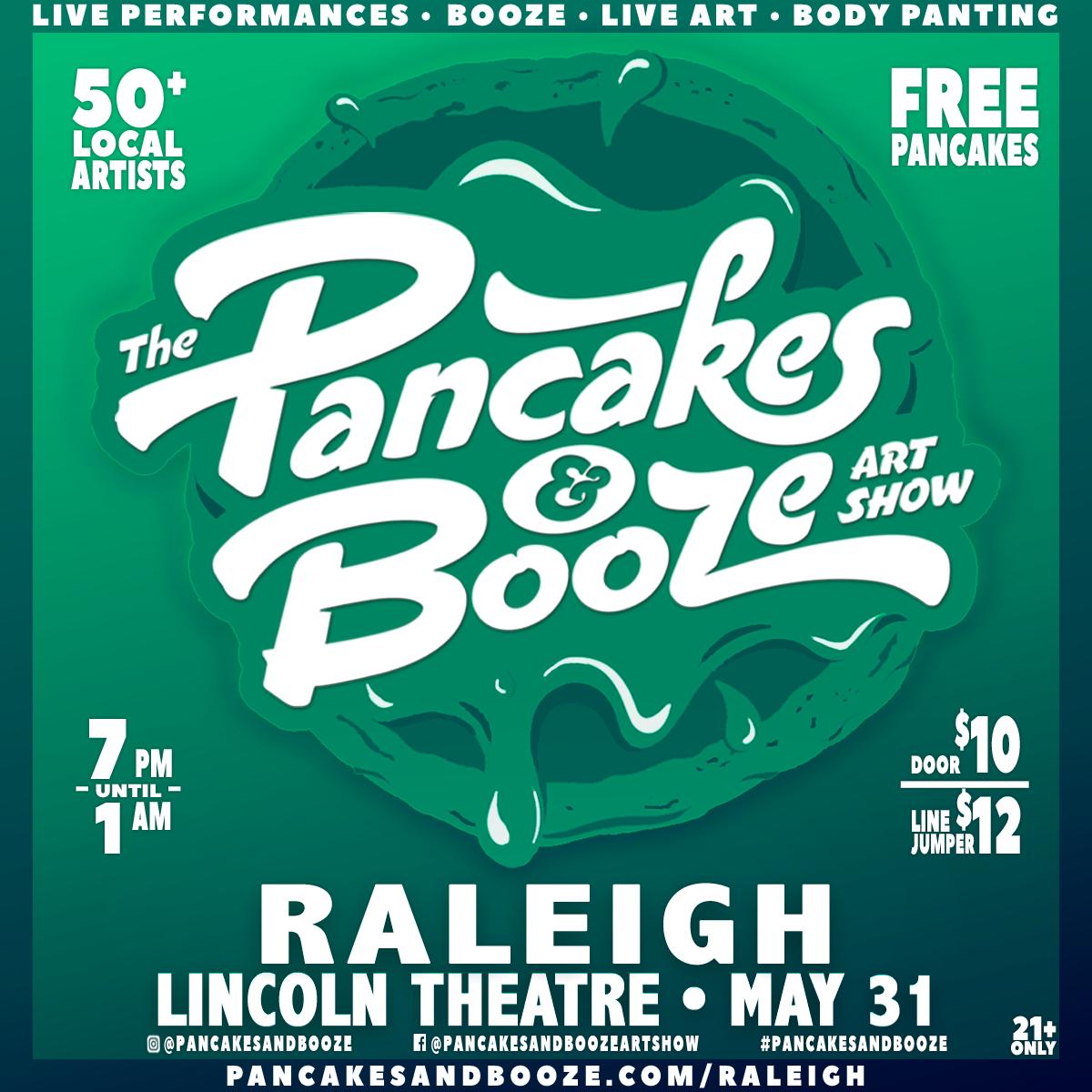 P&B Raleigh May 2018