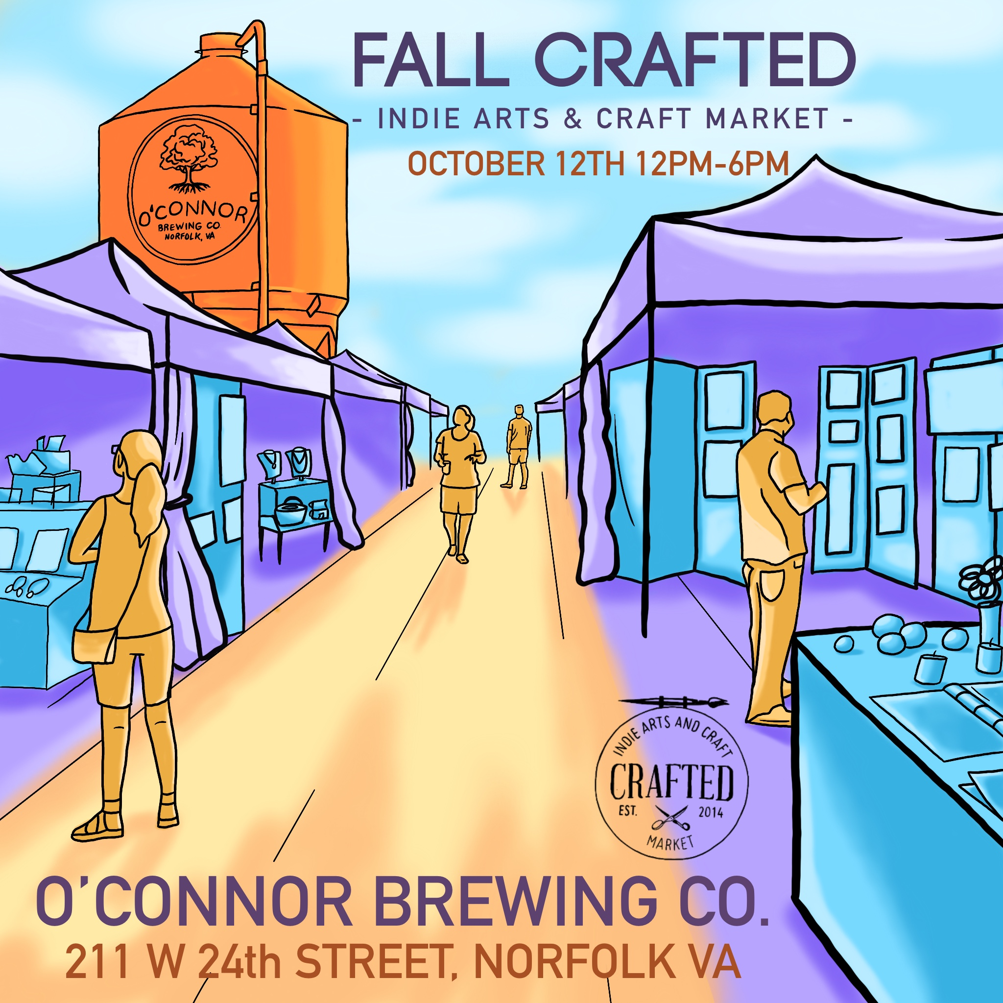 Fall Crafted Oct 19